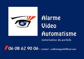 AVA - Alarme Video Automatisme