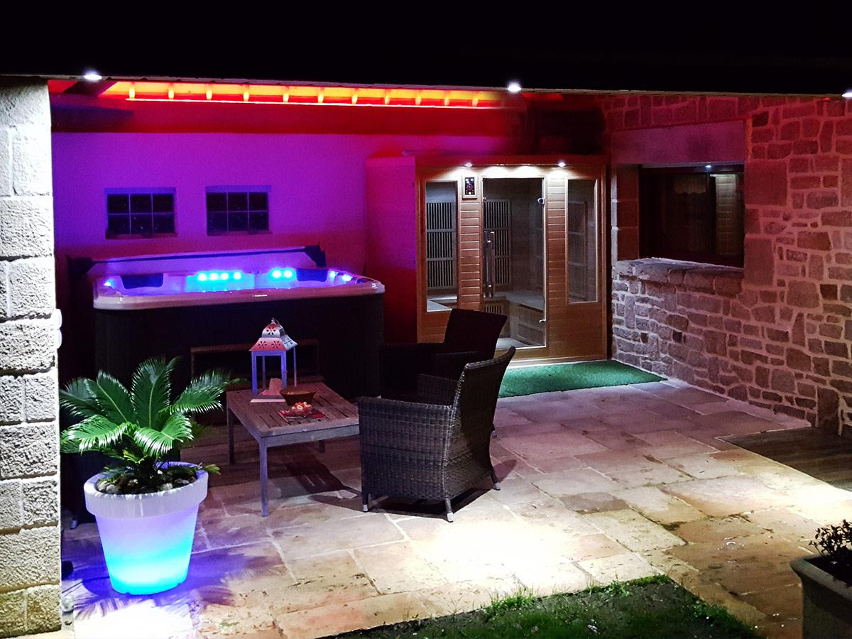 villa st cado spa et sauna